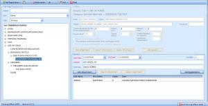 Course Enrollment Screen